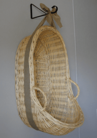 how to make a bassinet bed