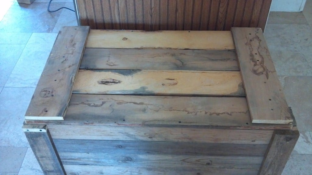 how to make a chest out of wood